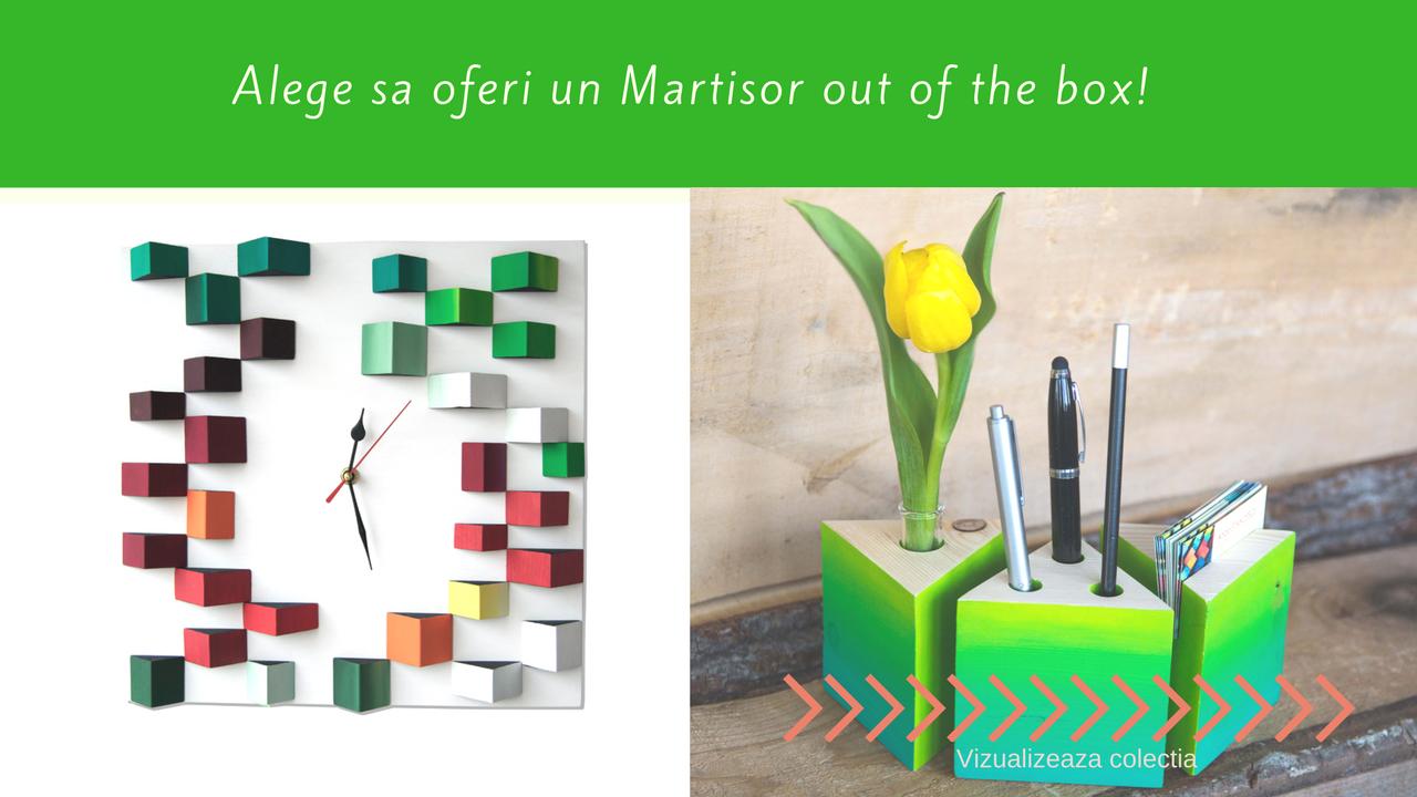 Cadouri Martisor out of the box